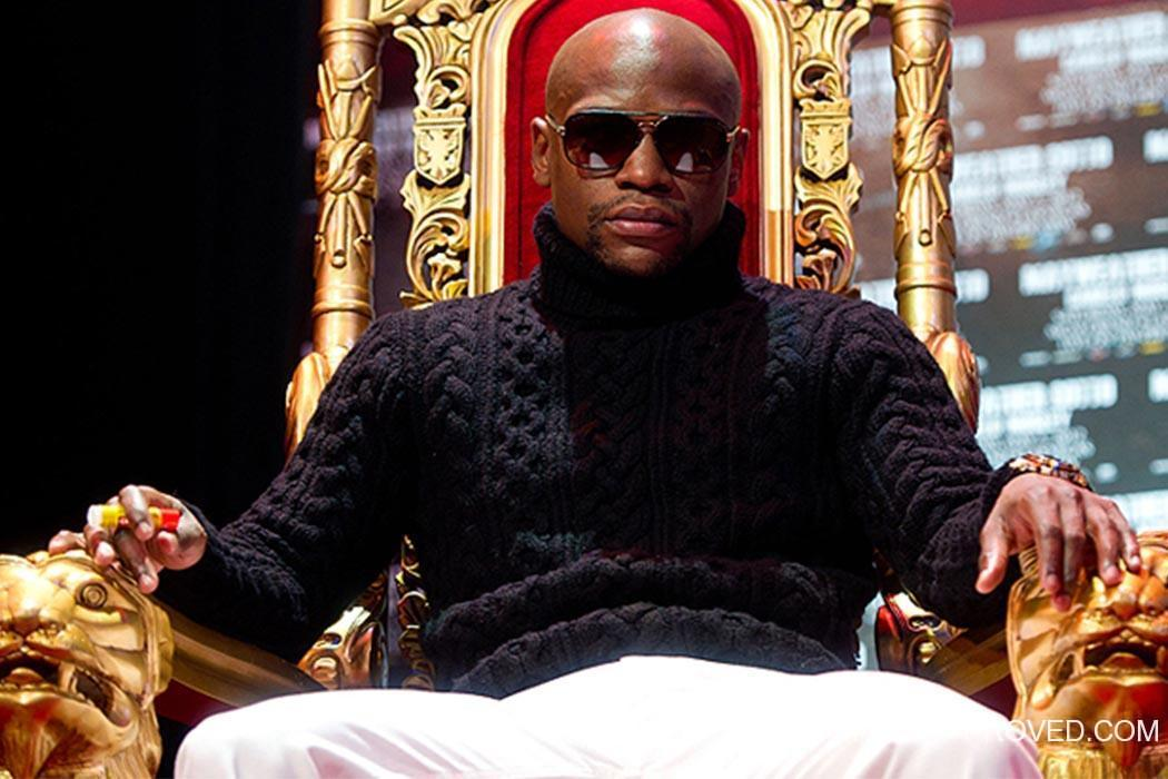 Floyd Mayweather LuxExposé Exclusive Interview