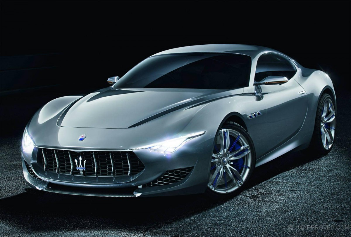 Maserati Alfieri 2+2 preview concept