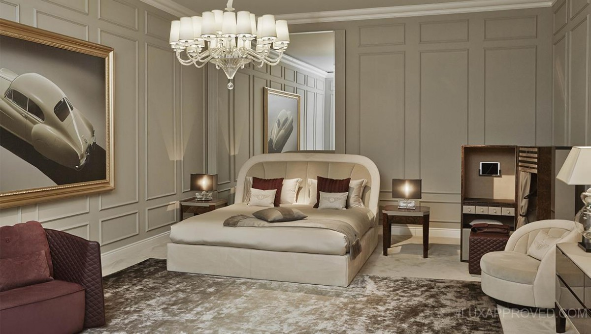 Bentley home collection pursuit of luxury and sophistication for Luxury home collection