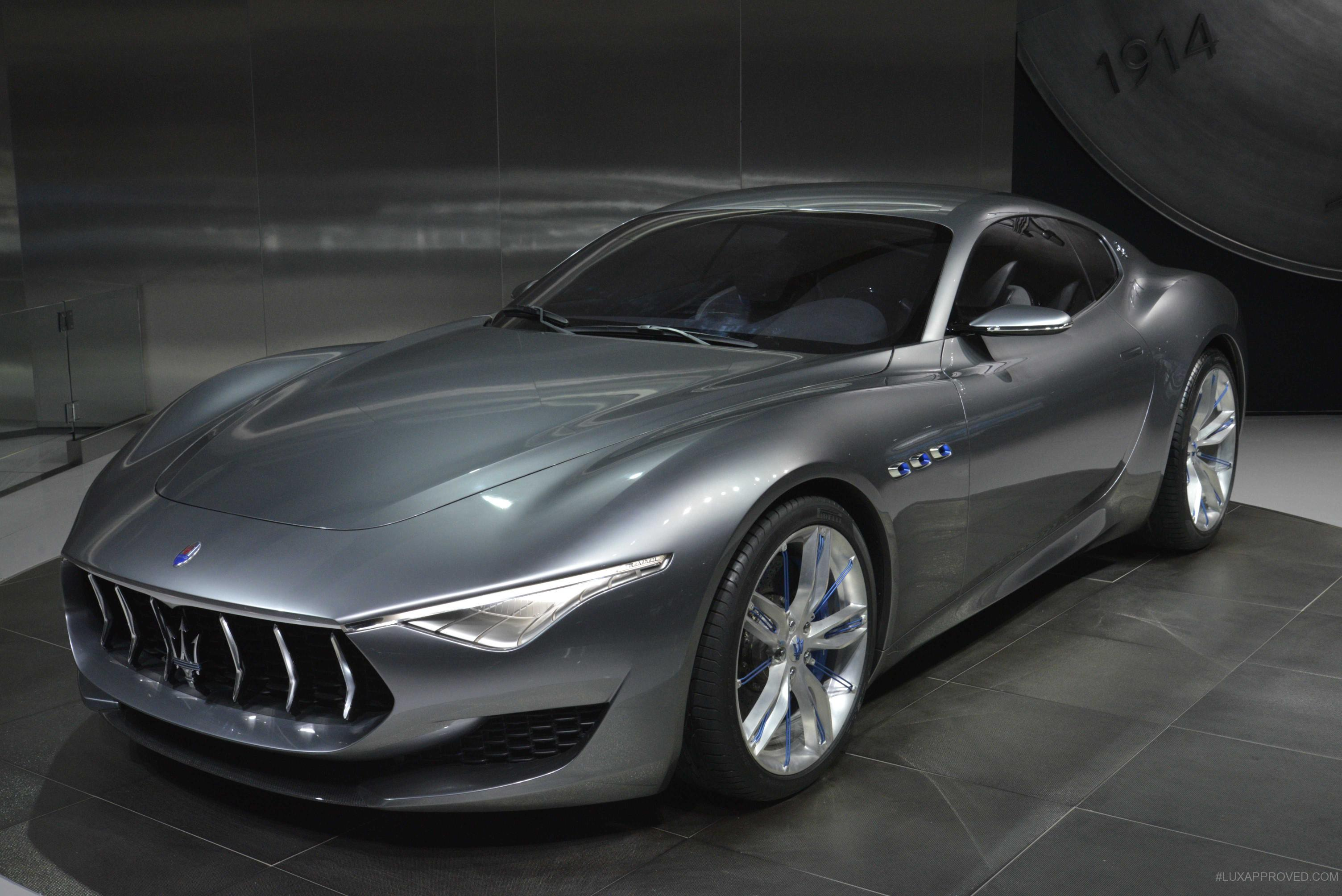 the maserati alfieri 2 2 to be launched in 2016. Black Bedroom Furniture Sets. Home Design Ideas