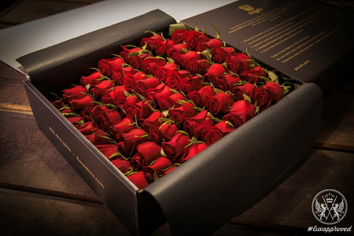Roseshire - The First Luxury Roses-Only Delivery Brand
