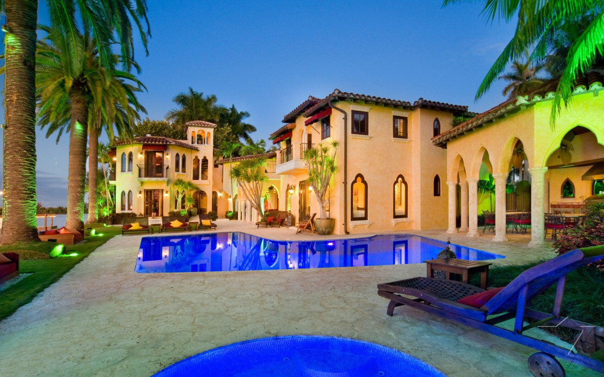 Villa jasmine for Maison de luxe interieur
