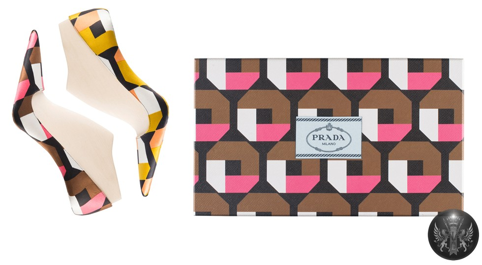 Exclusively for its Hong Kong clientele, Prada is offering a