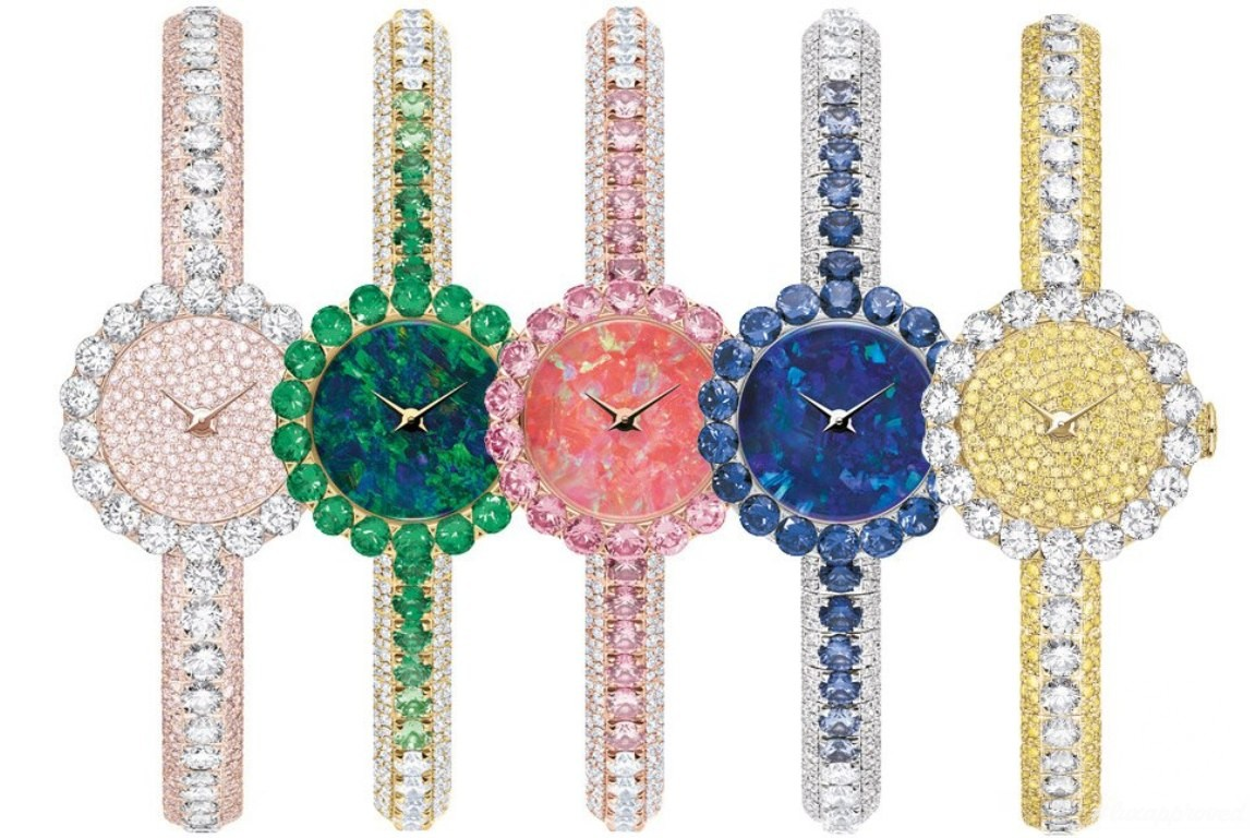 La D de Dior Watches Collection: High Jewelry Counterparts of Iconic Timepieces