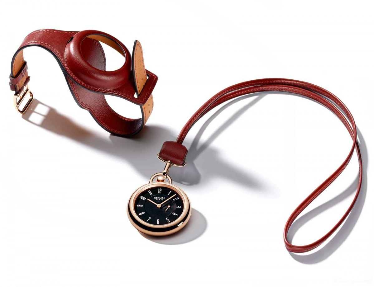 "Only Watch 2015: Hermès ""In The Pocket"" Timepiece"