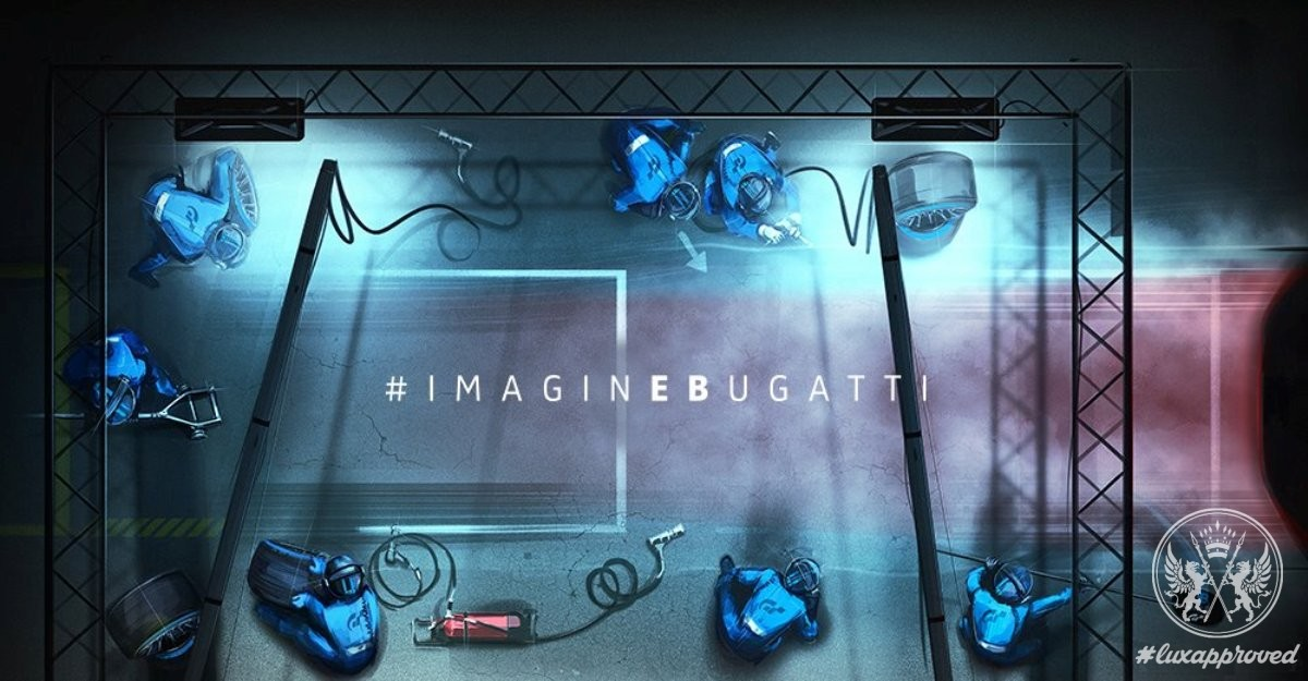 #imaginEBugatti