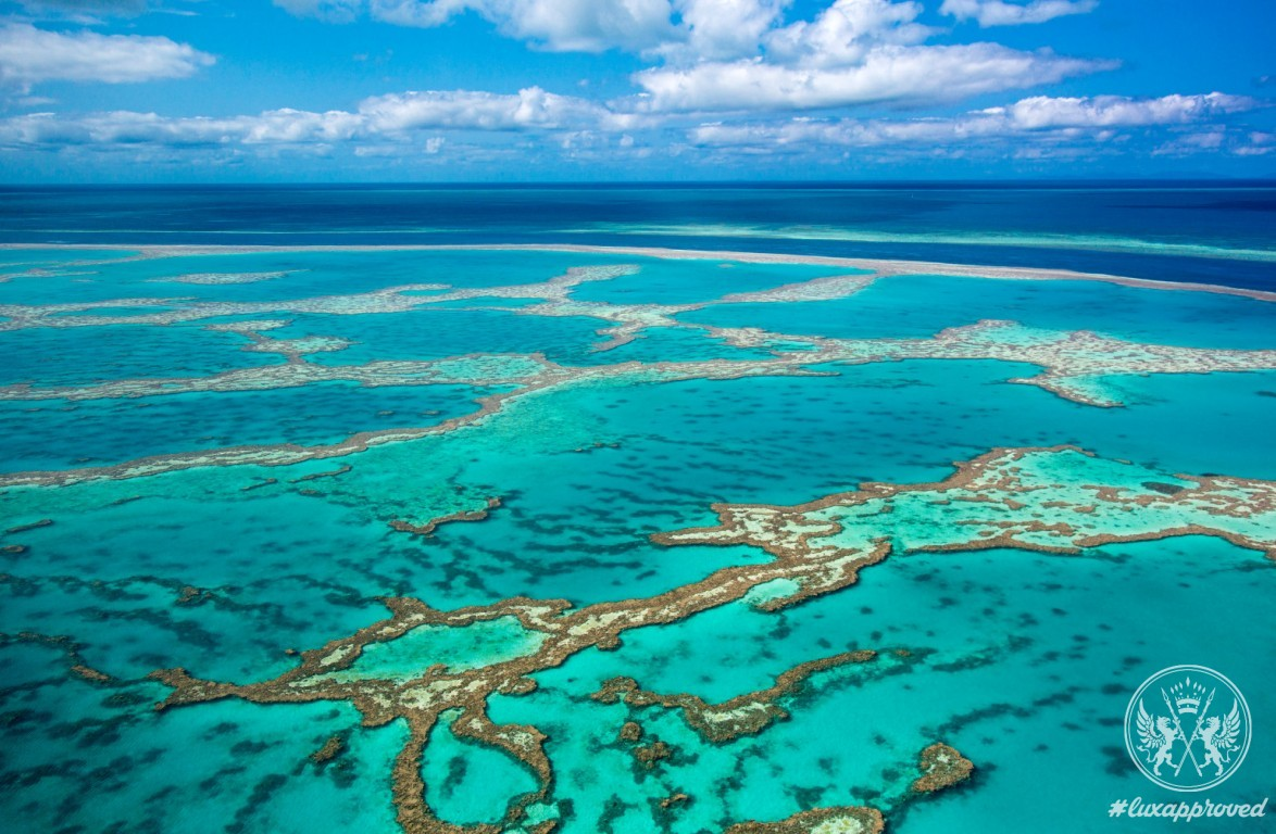 The World's Most Sought After Luxury Destination: The Great Barrier Reef