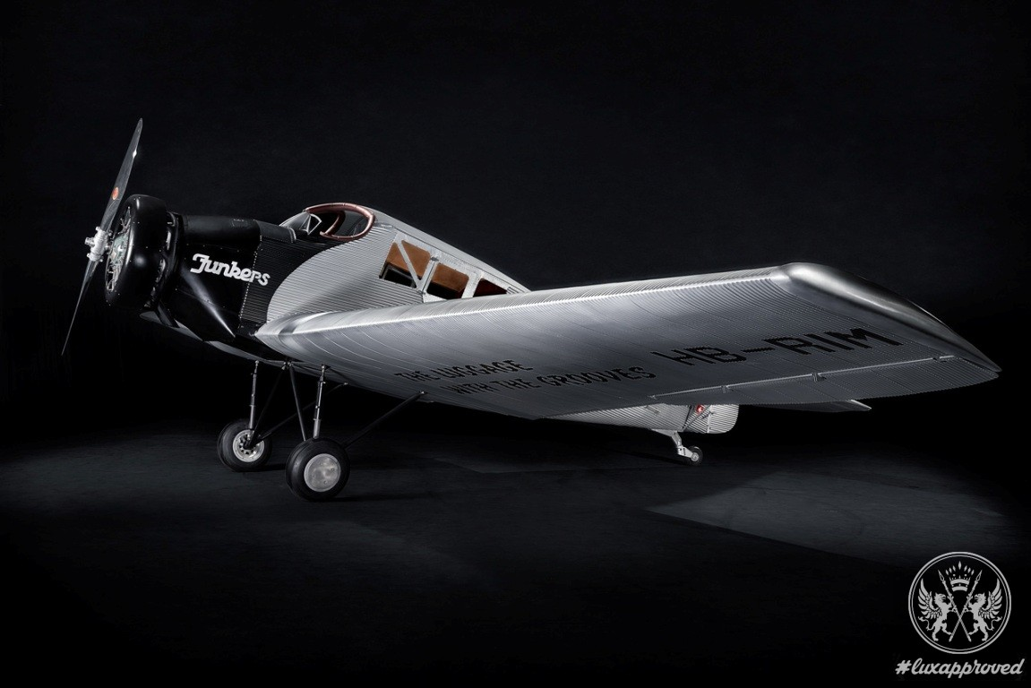 Rimowa Reprises An Aviation Legend and Offers $2.2 Million Rimowa Junkers F13
