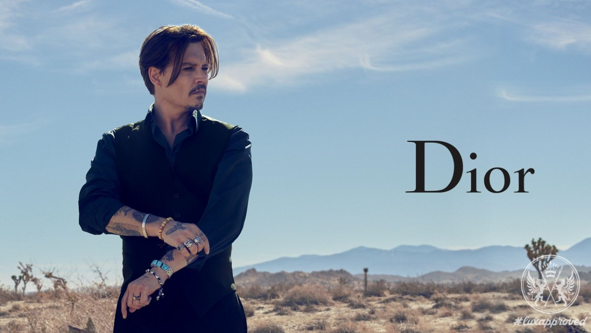 Dior Casts Johnny Depp to Star in a Short Film for Sauvage Fragrance