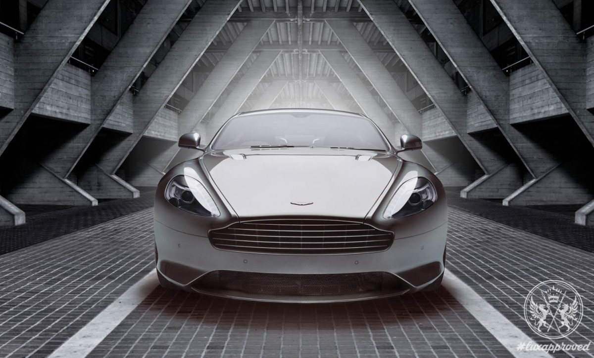 Aston Martin Introduces DB9 GT Bond Edition Super Vehicle