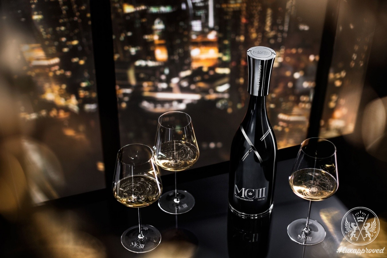 Moët & Chandon Releases MCIII champagne to Keep Your Life Sparkling and Your Glass Full