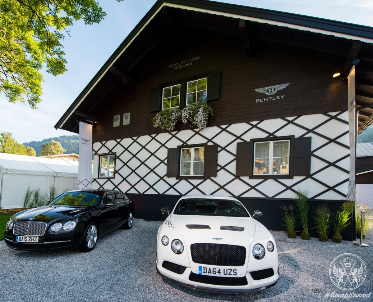 The New Concept of Living By Bentley: Mountain Lodge in Kitzbühel, Austria