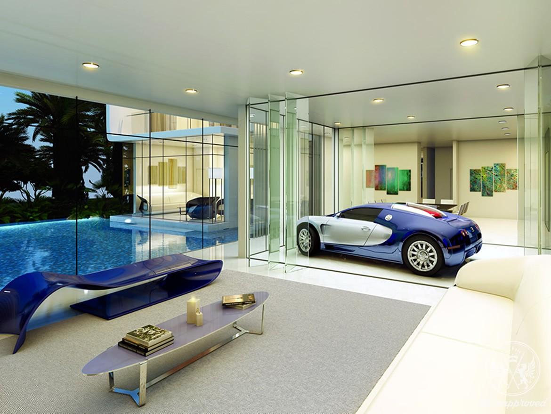 ETTORE 971 Bugatti Styled Villas