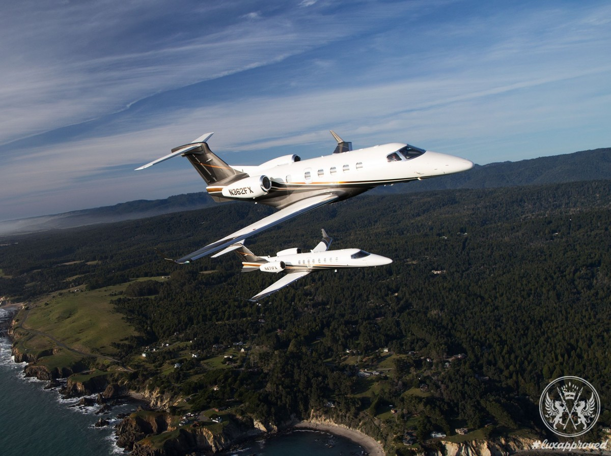 Flexjet Red Label - The Game-Changing Private Flying Experience