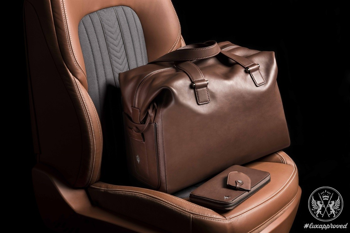The Essence of Elegance: The Ermenegildo Zegna Maserati Capsule Collection