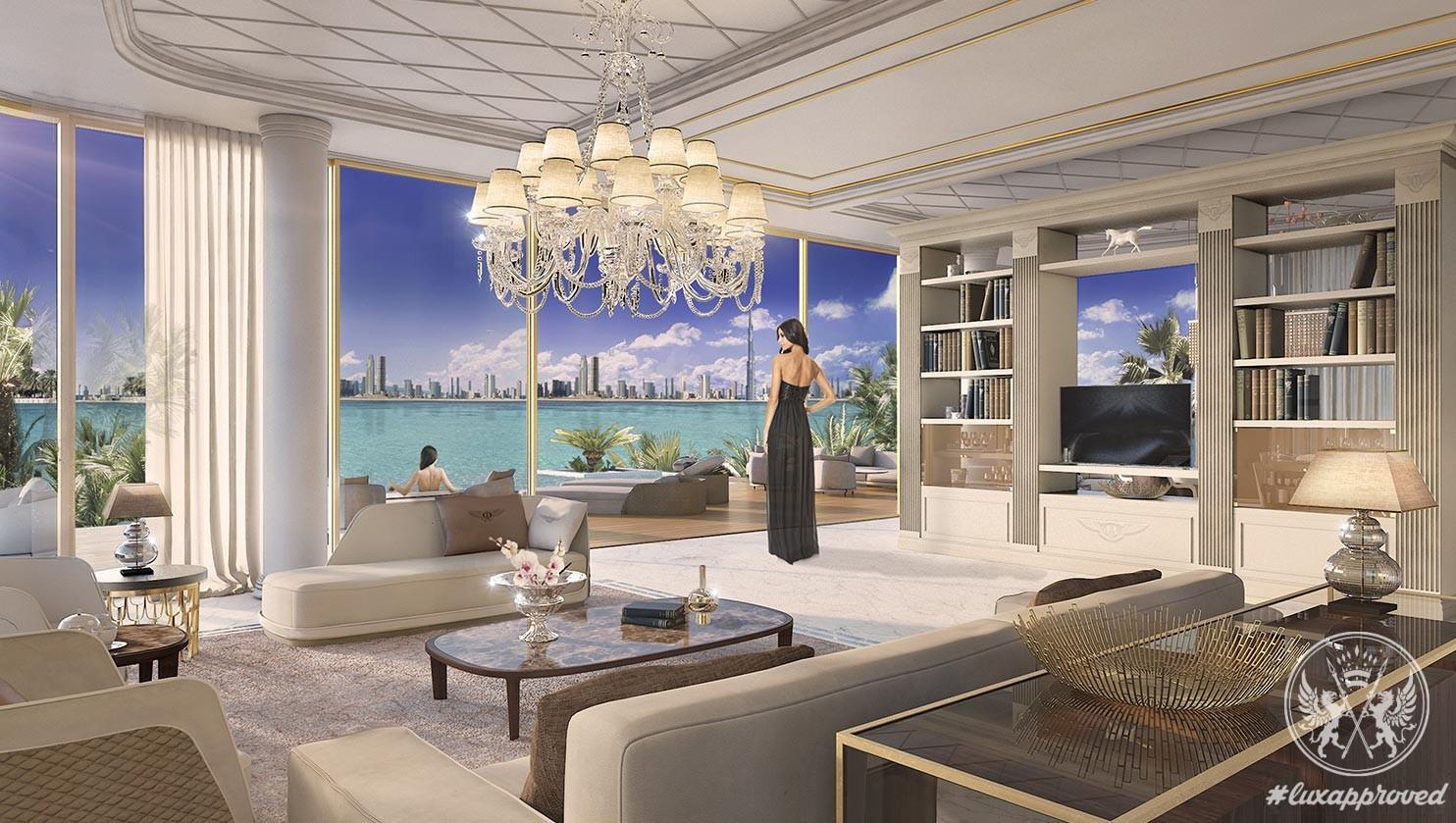 Dubai World Islands Will Welcome Luxury Bentley Villas