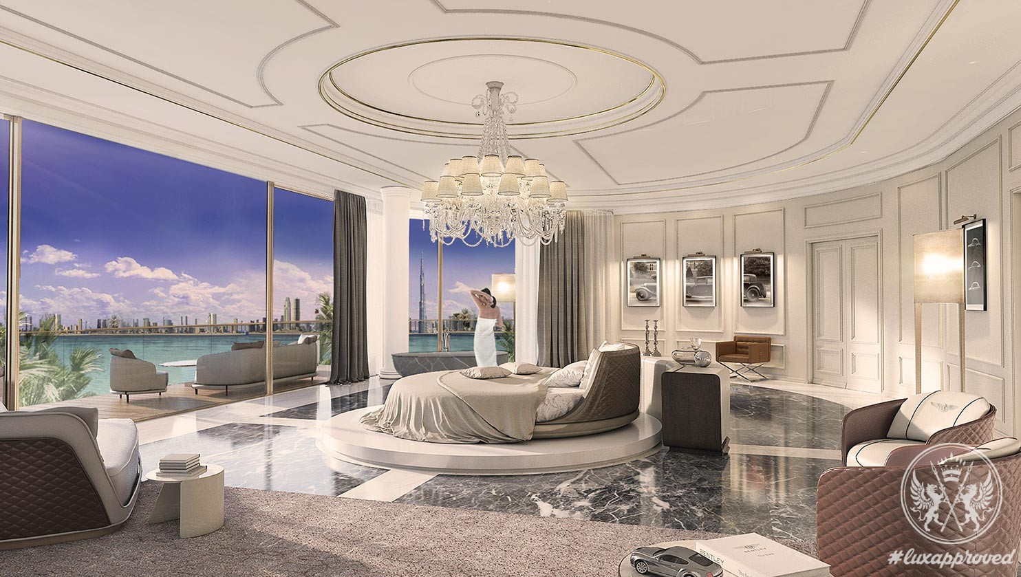 Dubai World Islands Will Welcome Luxury Bentley Villas