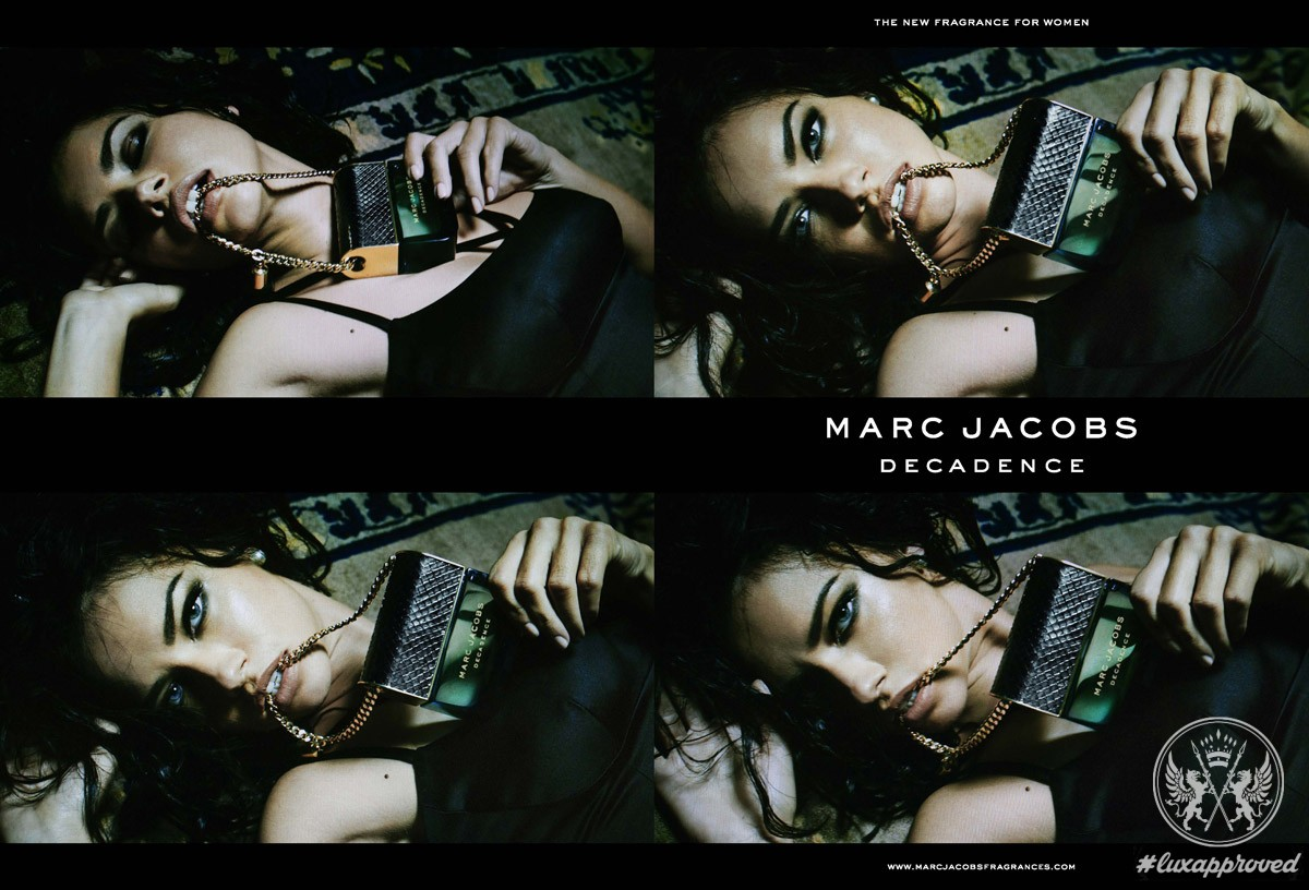 The Sexy Fragrance Marc Jacobs Decadence Created For Luxury-Obsessed Lady