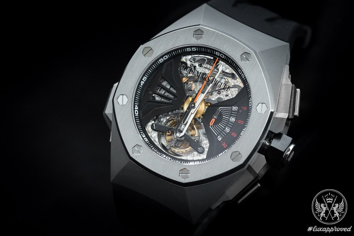 Audemars Piguet Royal Oak Concept RD#1 Is the Vision of the Most Perfect Striking Watch