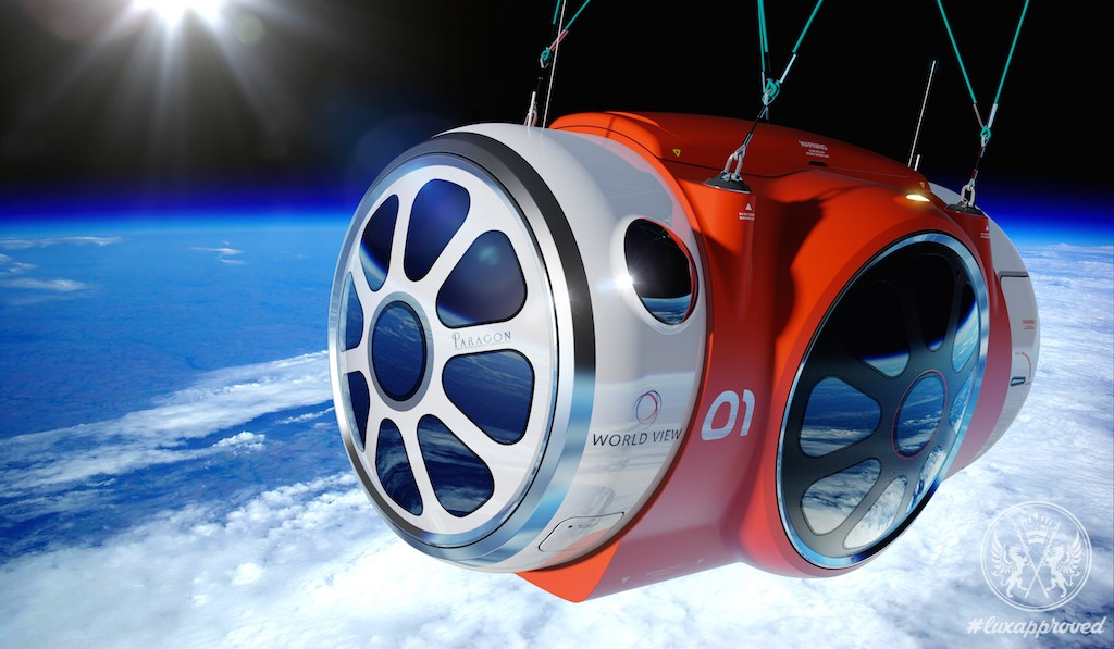 The Ultimate Gift: The World View Exploration at the Edge of Space