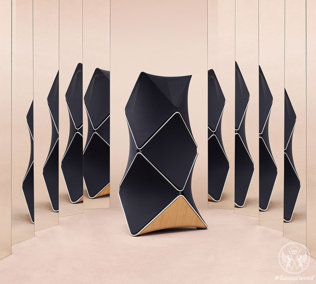 Vision of Sound: Bang & Olufsen BeoLab 90