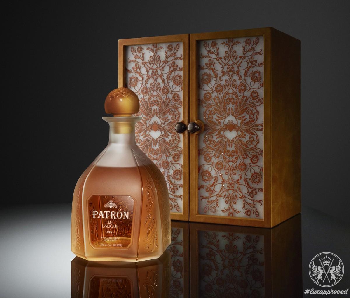 Patrón en Lalique: Serie 1