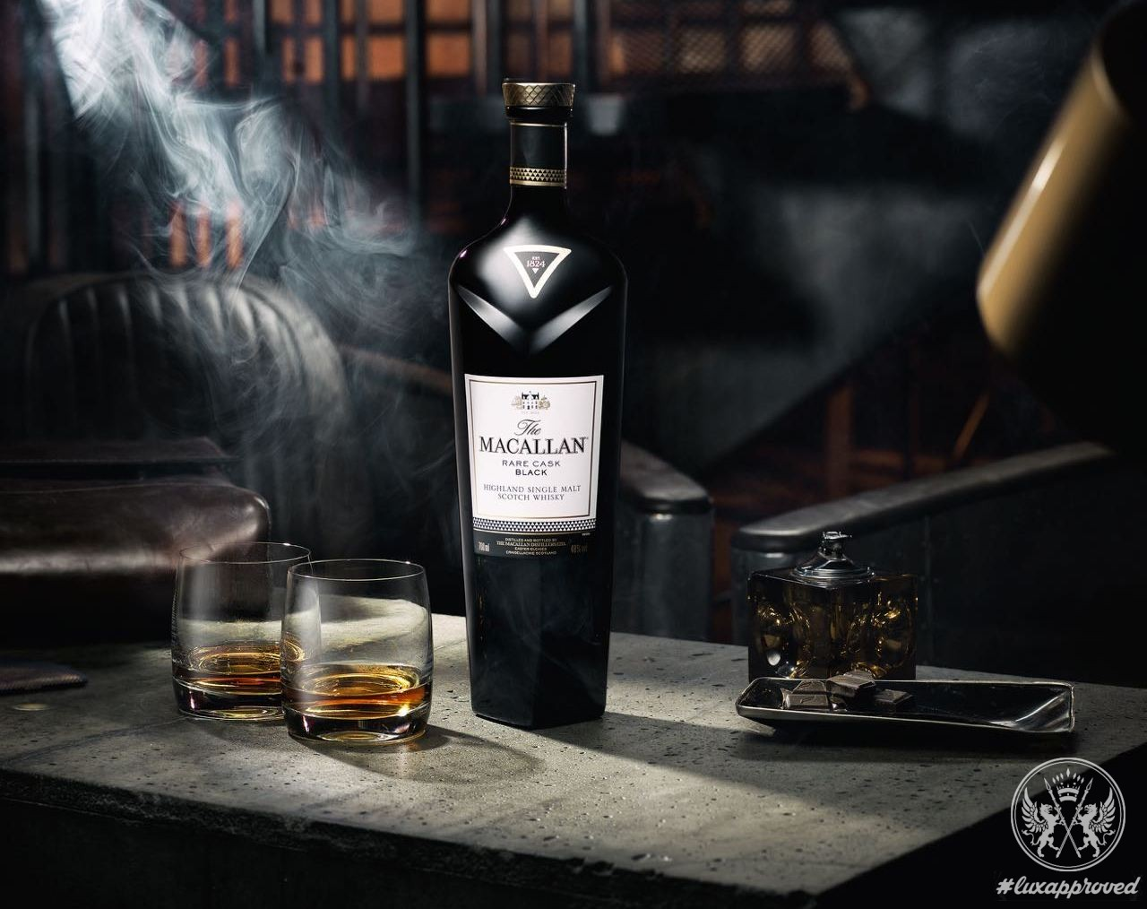 Dark, Smoky and Unexpected: The Macallan Rare Cask Black