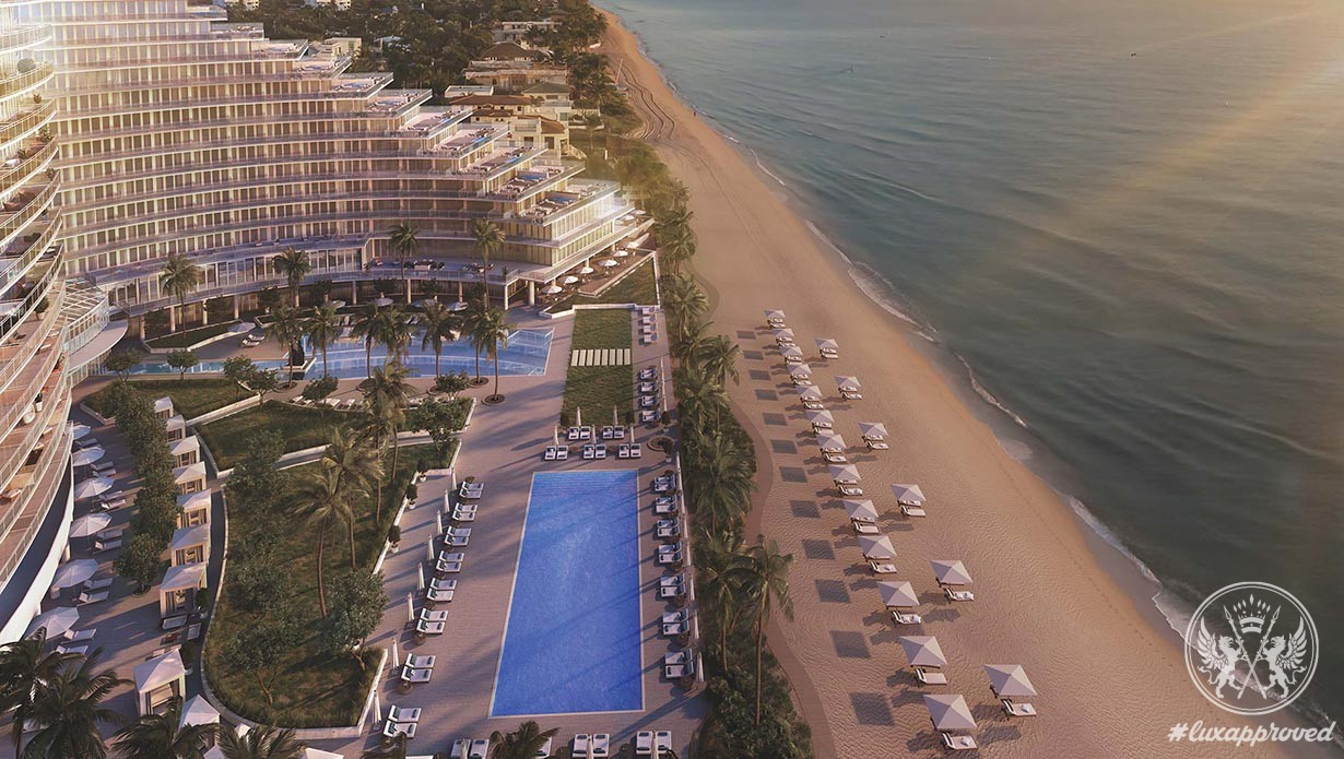 The Standard of Luxury Living: Auberge Beach Residences & Spa Fort Lauderdale
