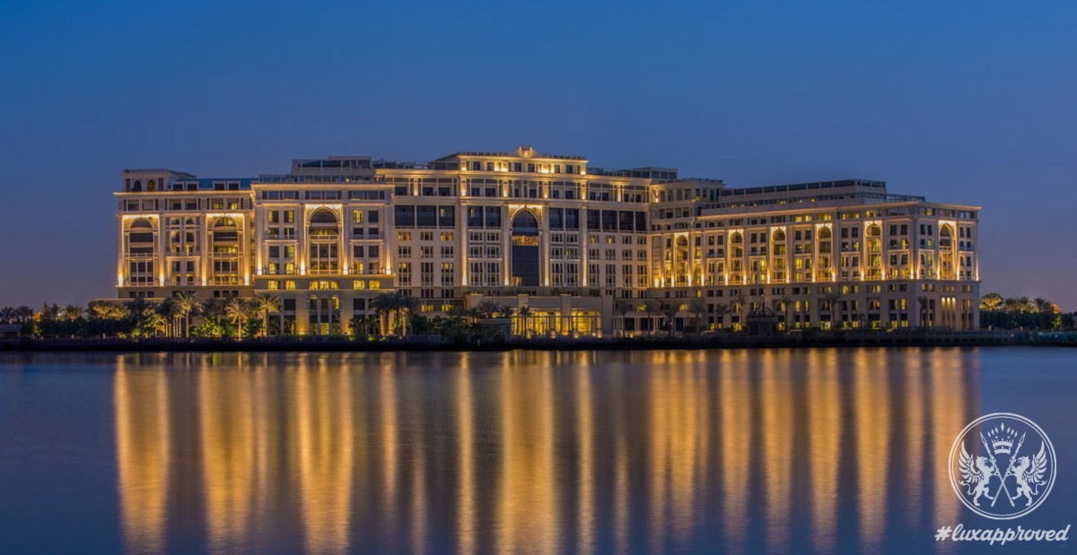 Palazzo Versace Dubai Is The Most Luxurious Hotel the Middle East Has Ever Seen