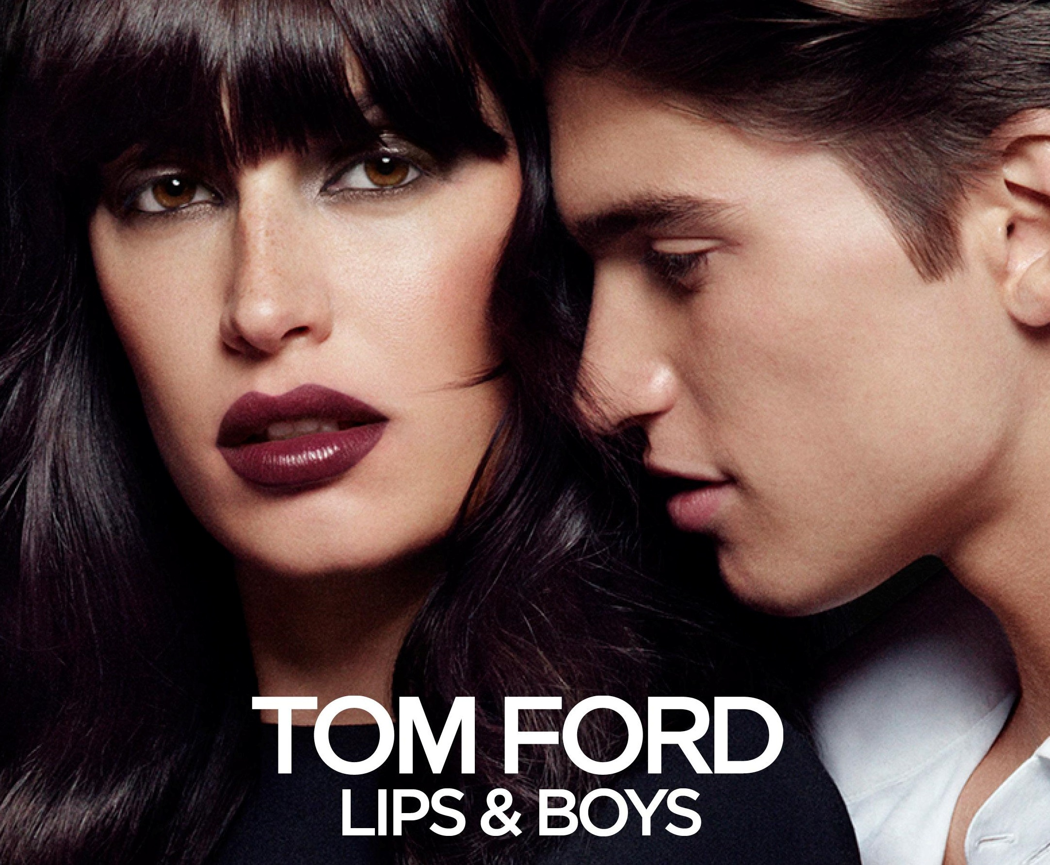 Tom Ford Lips & Boys Welcomes 25 New Boys