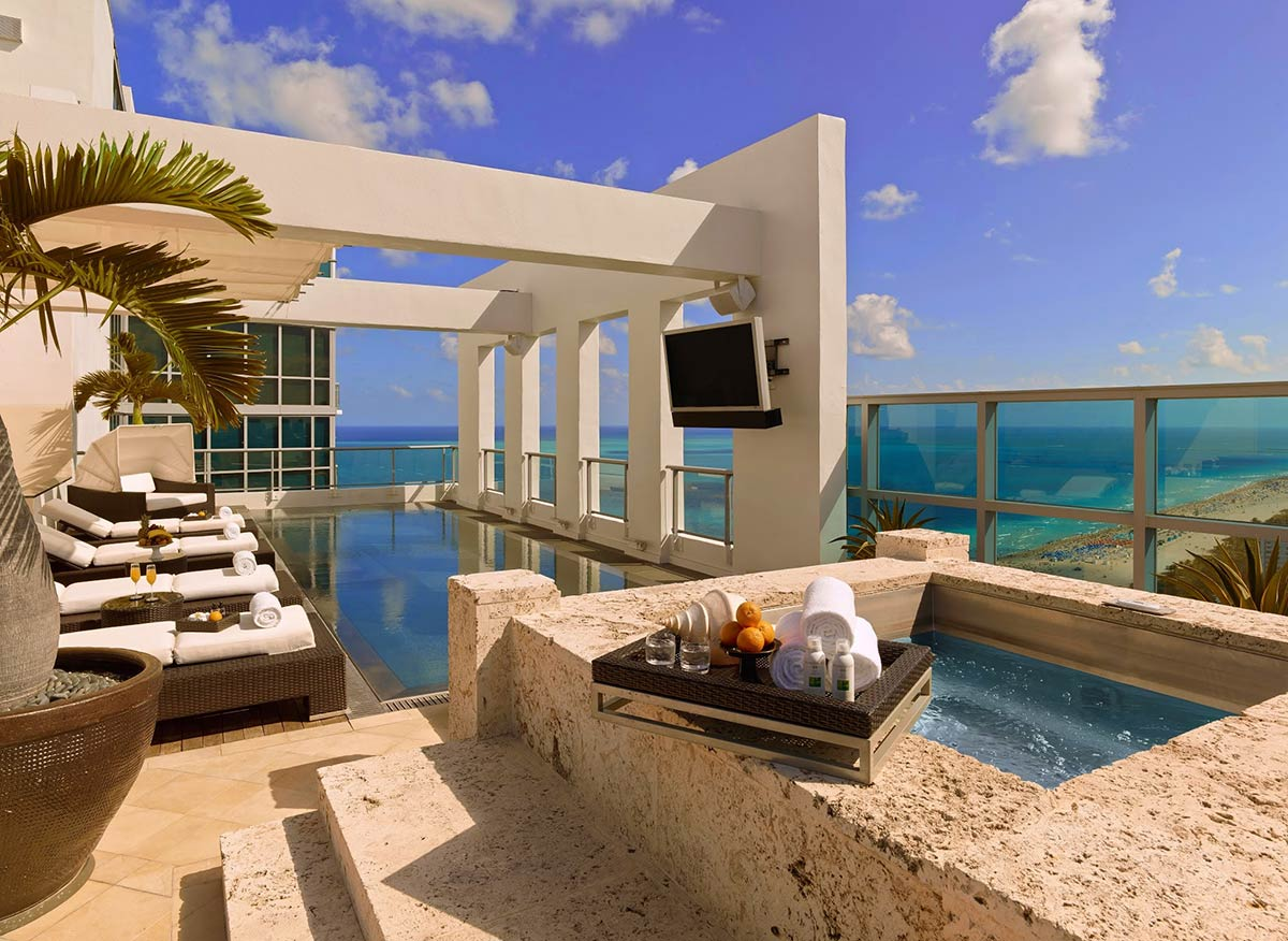 Miami beach luxury hotels top ten best lux expos for Luxury beach hotels