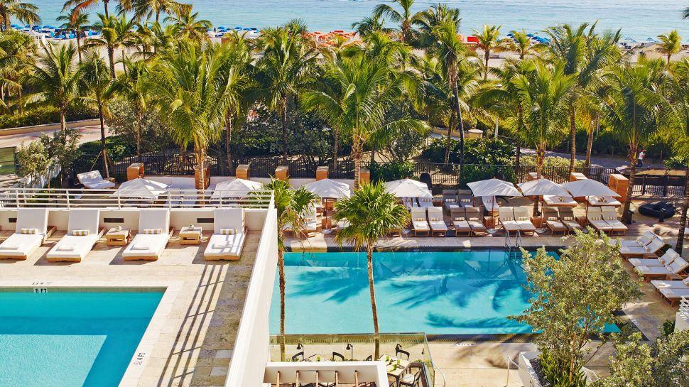 Royal Palm South Beach Miami A Tribute Portfolio Resort Luxury Hotels