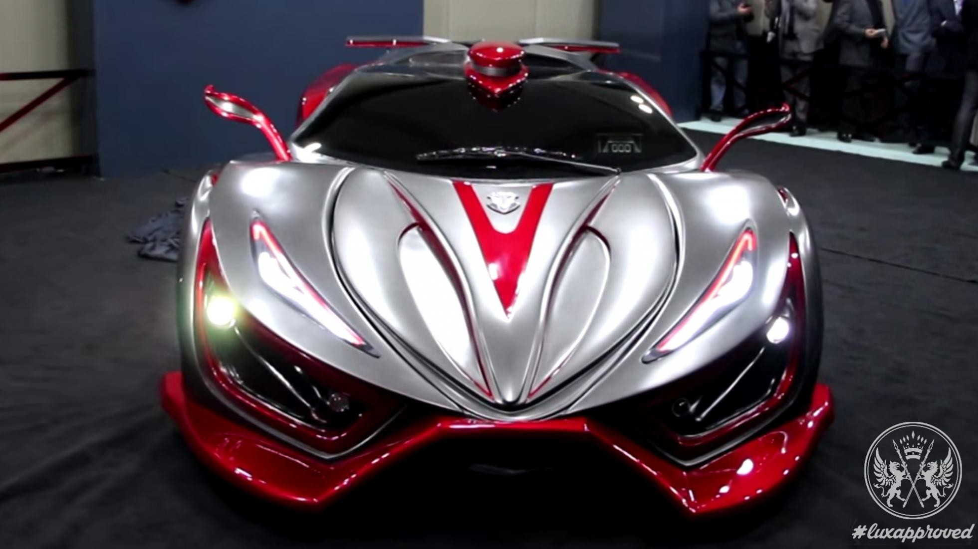 Inferno Exotic Car 2017 >> 'Inferno' supercar Mexico's 1400 hp monster is something that el diablo would drive - Carhoots
