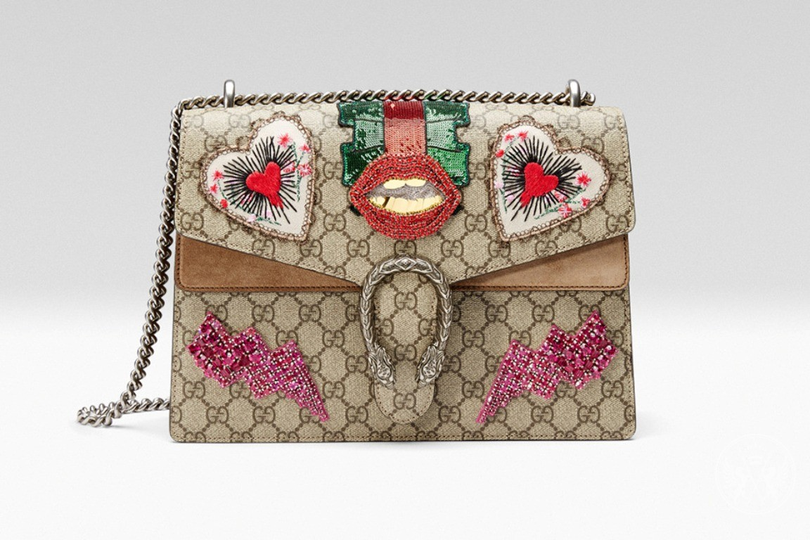 Gucci Dionysus City Bag Collection