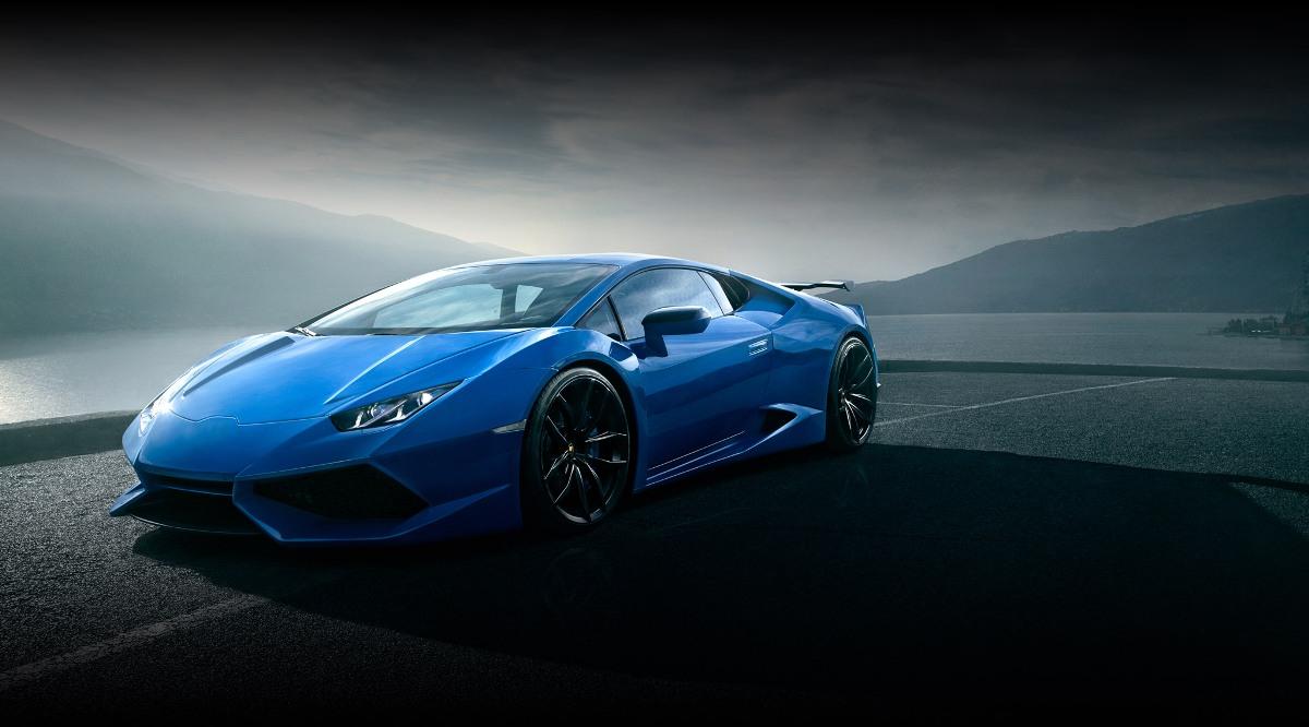 Novitec Torado Lamborghini Huracán N-Largo