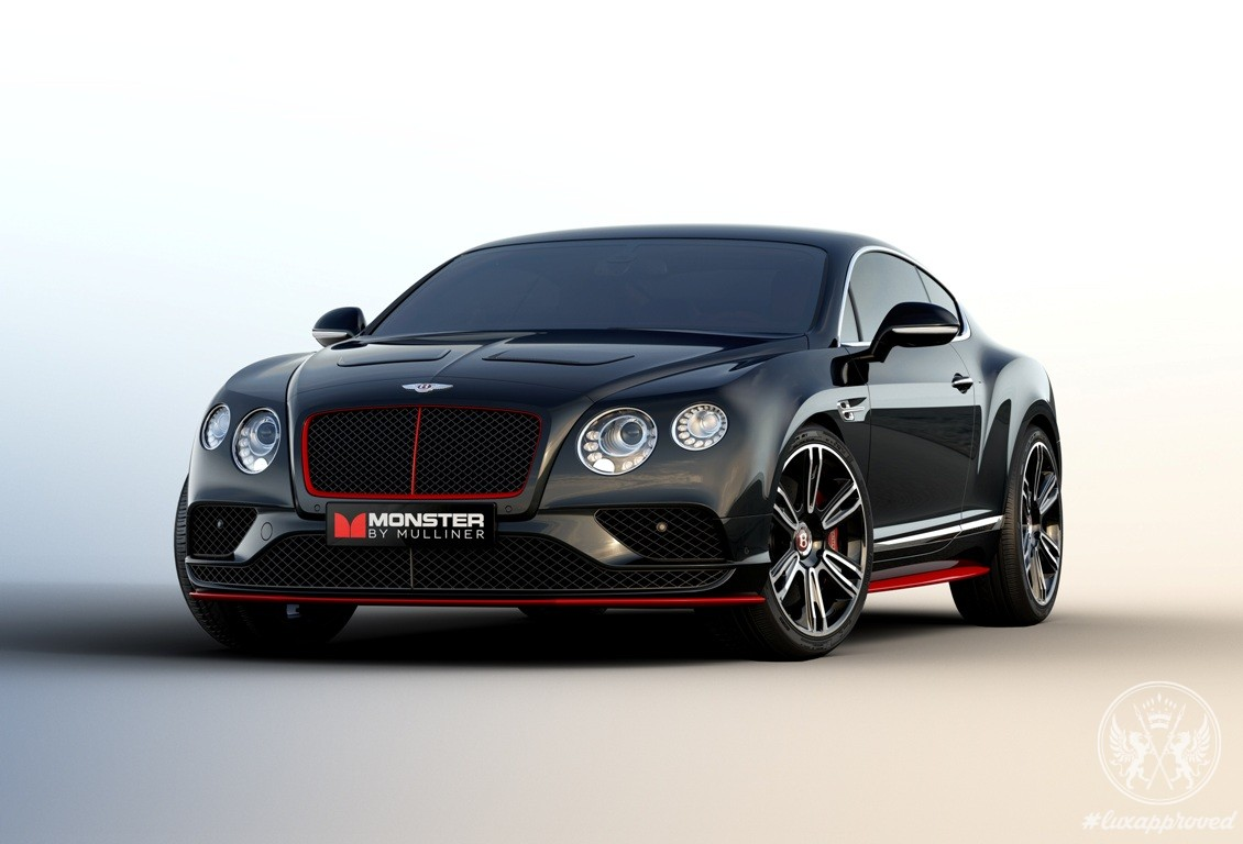 Bentley Monster by Mulliner