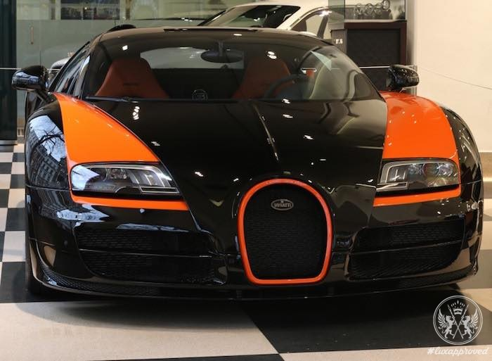 1 of 8 bugatti veyron grand sport vitesse wre can be yours. Black Bedroom Furniture Sets. Home Design Ideas