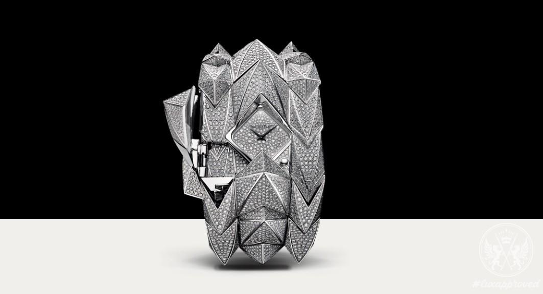 Audemars Piguet Diamond Fury Haute Joaillerie Watch
