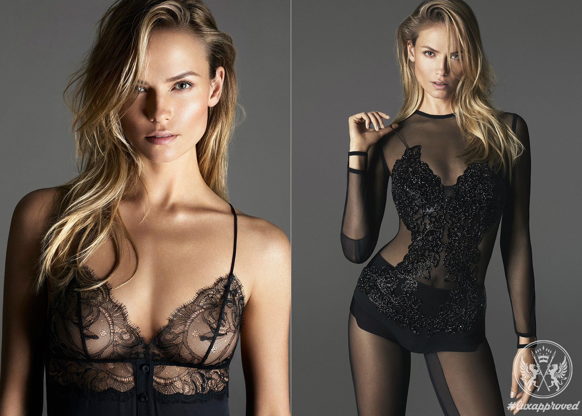La Perla Extended Intimacy, Spring/Summer 2016 Campaign