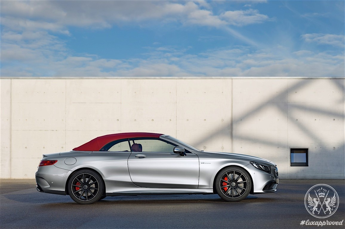 "Mercedes-AMG S63 4Matic Cabriolet ""Edition 130"""