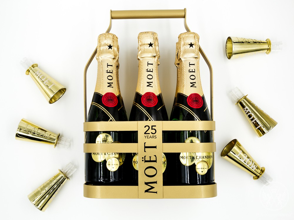 Moët Mini Champagne Caddy