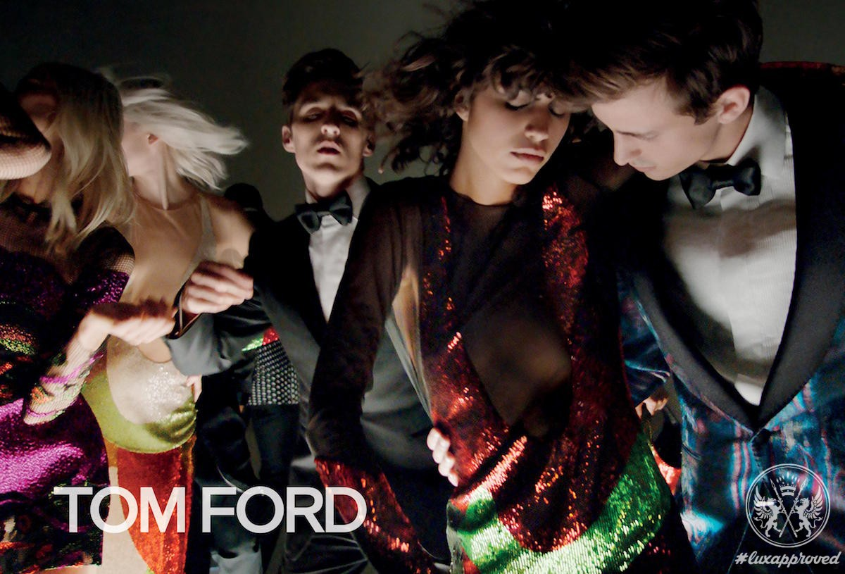 Tom Ford Spring/Summer 2016 Campaign Is The Pinnacle of Flamboyance