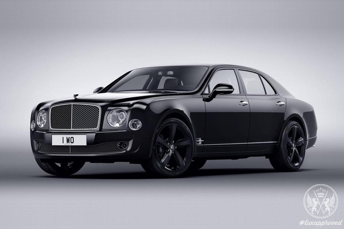 Bentley Mulsanne Speed Beluga Edition by Mulliner