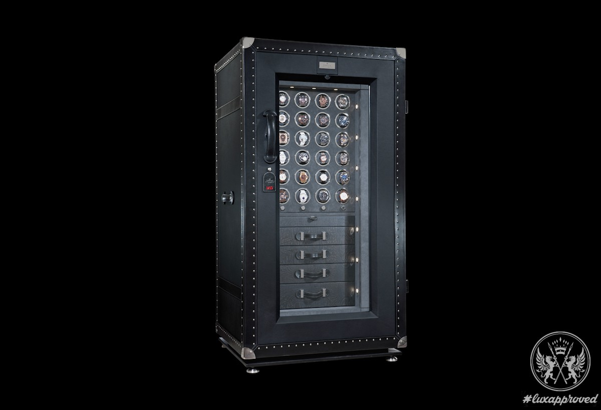 Döttling The Gallery Is a $90,000 High-Security Luxury Safe