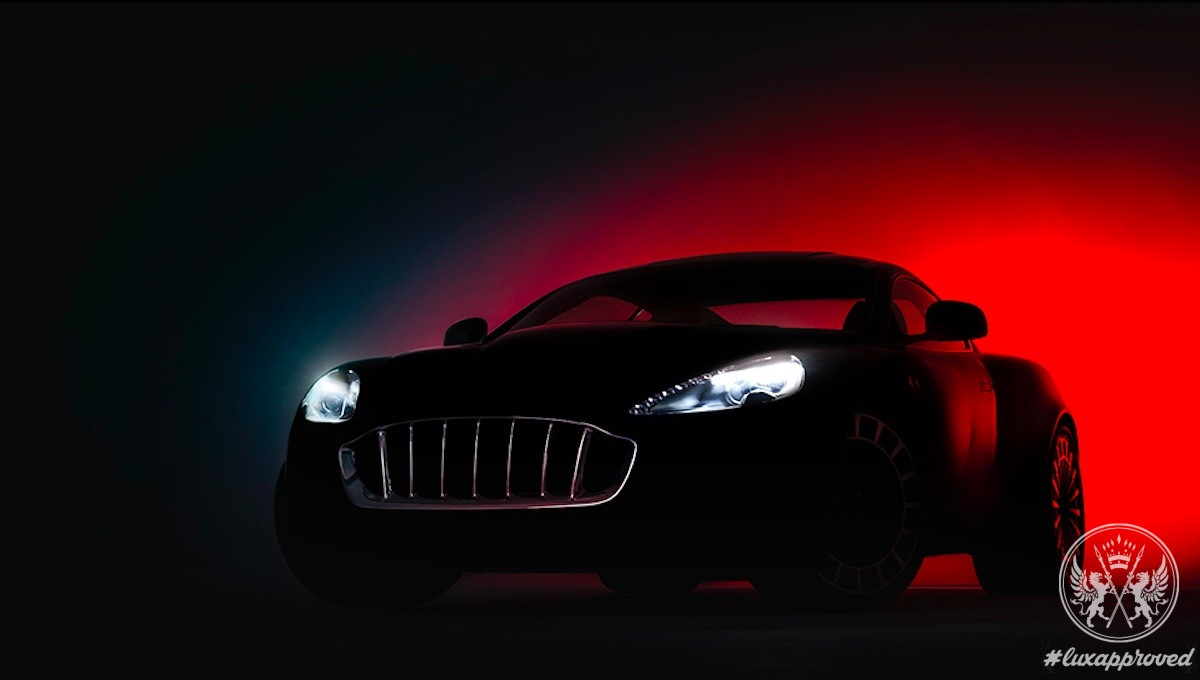 Kahn Vengeance, Aston Martin DB9-Based Vehicle Is Coming To the Geneva Motor Show