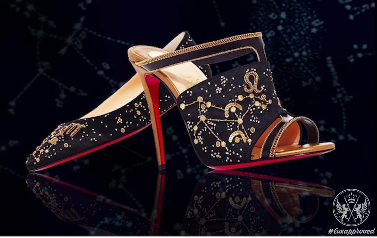 The Zodiac Collection By Christian Louboutin