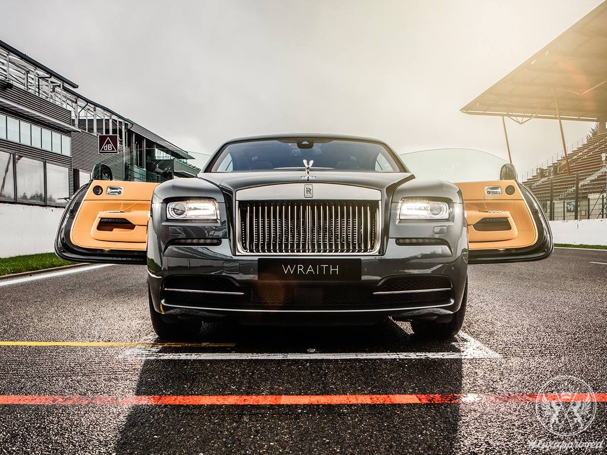 Rolls-Royce Wraith Francorchamps Edition