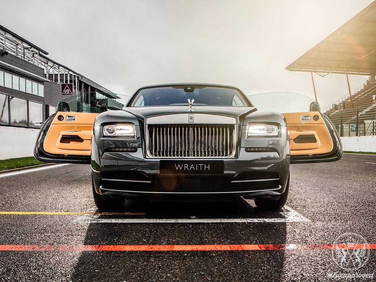Rolls-Royce Wraith Francorchamps Edition
