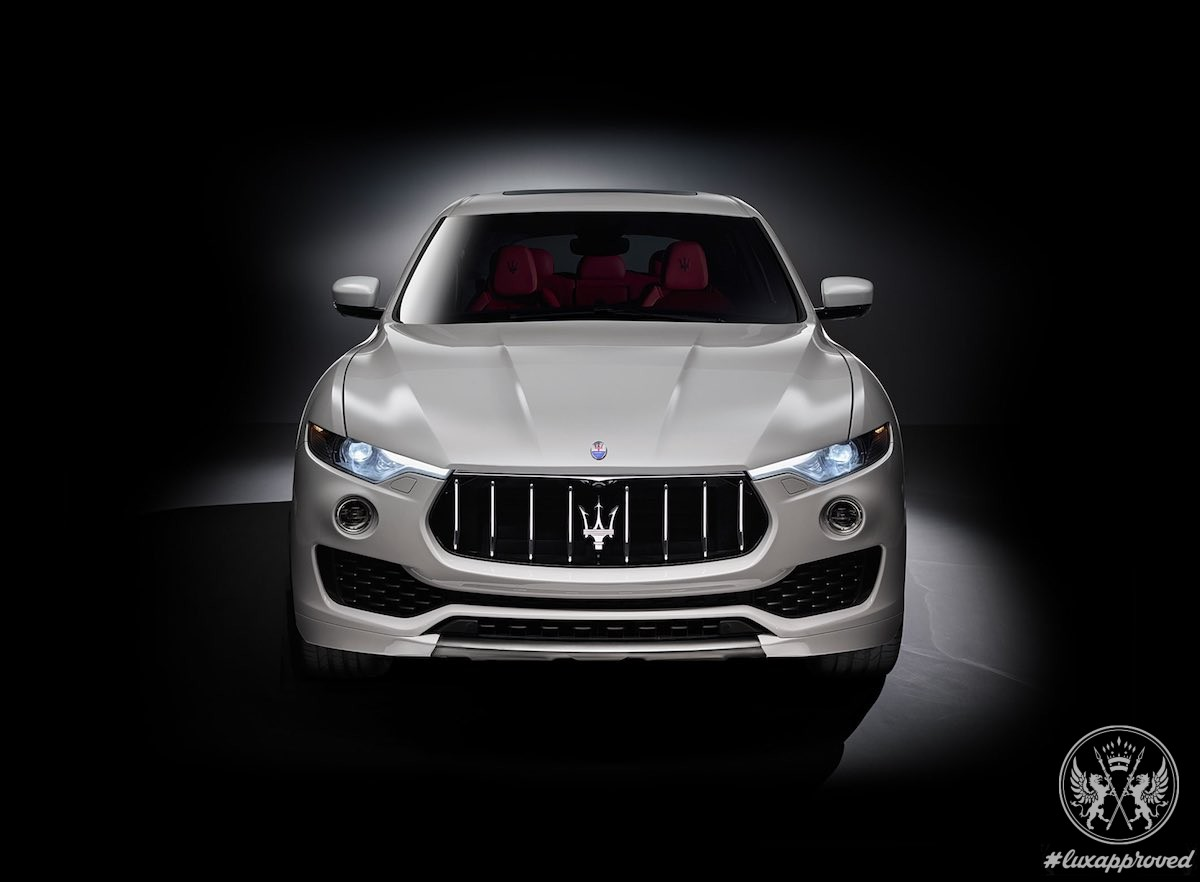 Maserati Levante SUV is Gearing Up For Geneva Motor Show