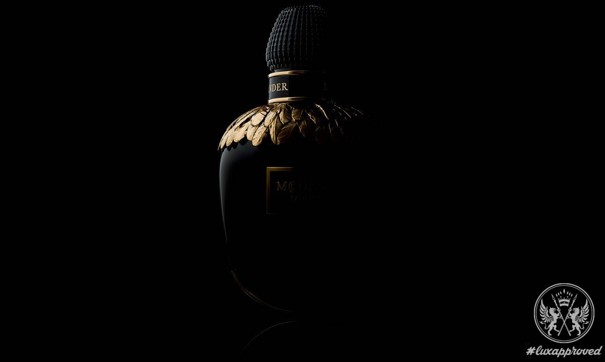 McQueen Parfum Is The Essence of the Gothic Spirit of Alexander McQueen